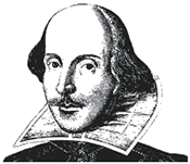 Droeshout Shakespeare image